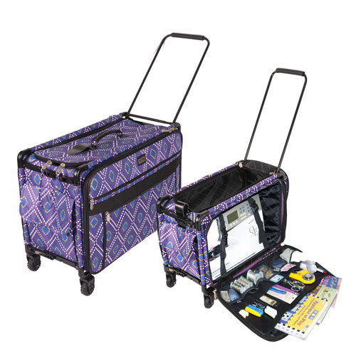 Purple Modern Machine On Wheels Set (9228/4220PMAF)