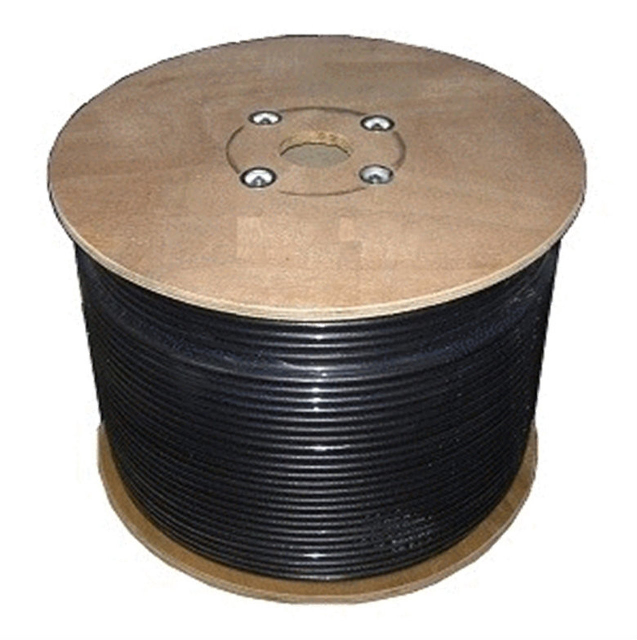 Bolton 400 Low Loss Cable - PE Black Jacket Priced Per Foot