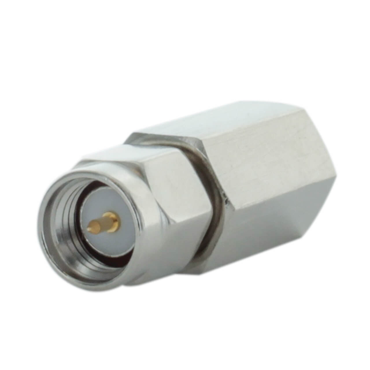 Bolton Adapter - SMA-Male to FME-Male