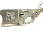 DiamondBack Armalite AR10 .308 Raw 100% Lower Receiver - Blem
