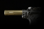 Strike Industries Compact Pistol Buffer Tube - Choose Color
