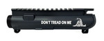 Engraved M4 Stripped Upper Receiver - Don't Tread On Me ^