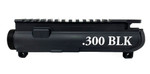 Engraved M4 Stripped Upper Receiver - .300 BLK ^