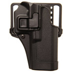 BLACKHAWK CQC SERPA Holster With Belt and Paddle Attachment Right Hand Black - Fits Springfield XD