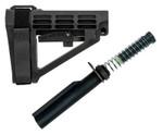 SB Tactical SBA4 Adjustable Pistol Brace + TS Buffer Tube Kit
