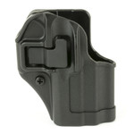 BLACKHAWK CQC SERPA Holster With Belt and Paddle Attachment Right Hand Black - Fits Glock 43