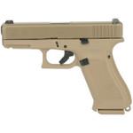 Glock 19X USA GEN5 9mm FDE - (1) 17RD / (2) 19RD Magazines