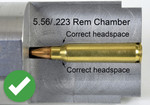 "Bear Creek 16""  M4 Carb Barrel 5.56 + Matching Headspace Bolt Kit"