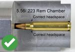 "Right To Bear 6"" Pistol Length Barrel 300 BLK + Matching Headspace Bolt Kit"