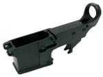 ANODIZED AR15 80% Lower Receiver - Optional Safety Engraving