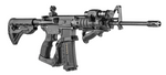 FAB Defense USIQ AR15/M16 Quick Deploy Podium Bipod + Pistol Grip