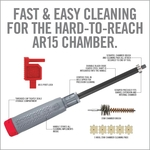 Real Avid AR15 Chamber Boss Tool