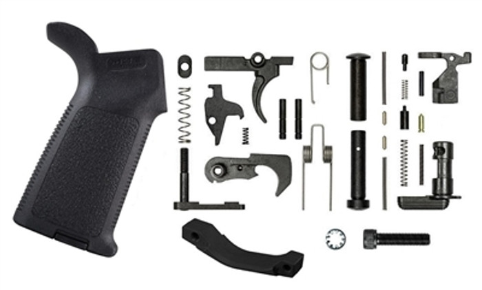 Tactical Sport AR15 MOE Complete Lower Parts Kit
