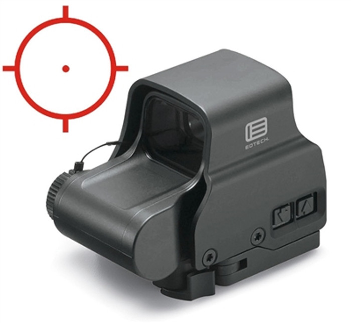 EOTech EXPS3-0 Holographic Weapons Sight - Red Reticle