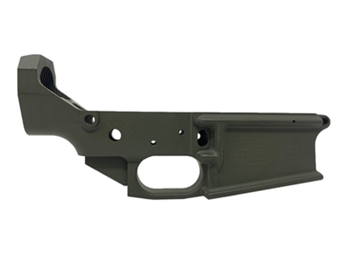 DiamondBack Armalite AR10 .308 Lower - ODG Blem