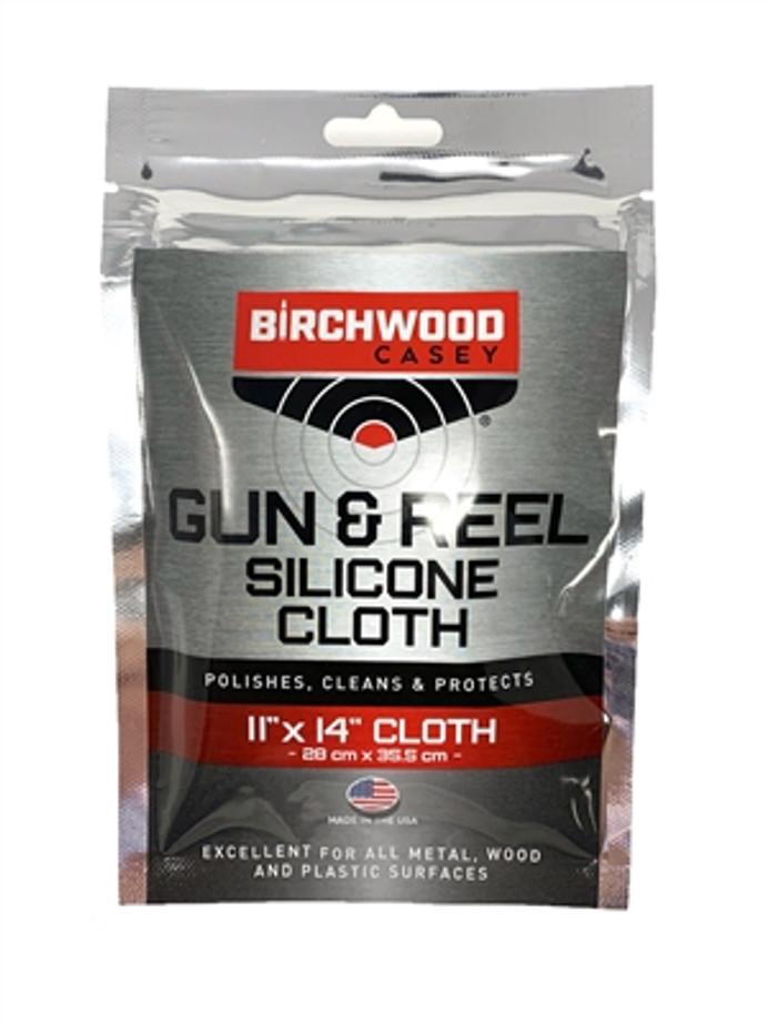 Birchwood Casey Silicone Cloth - Gun and Reel