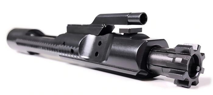Complete M16 Bolt Carrier Group - Black Nitride