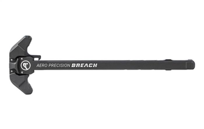 Aero Precision AR10 BREACH Ambi Charging Handle w/ Small Lever - Black
