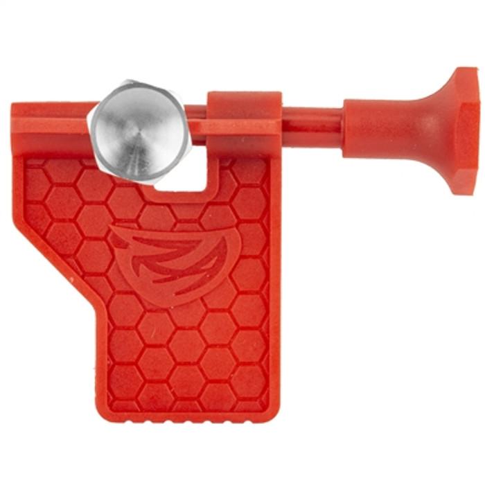 Real Avid Pivot Pin Tool Red Nylon - For Installing AR Pivot Pins