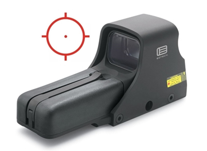 EOTech 552.A65 Holographic Weapons Sight - Red Reticle