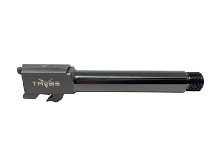 TRYBE Defense S&W M&P 9mm 4.25in 2.0 Match Grade Threaded Pistol Barrel - DLC