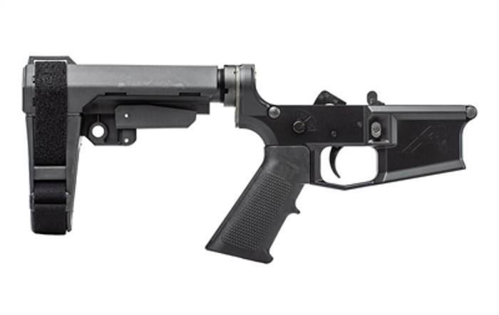 Aero Precision M4E1 Pistol Complete Lower Receiver w/ SBA3 Brace