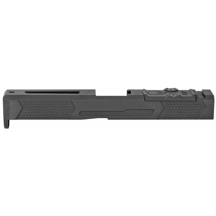 Side - Grey Ghost Precision Slide RMR / Leupold DeltaPoint Pro - Fits Gen 4 Glock 17