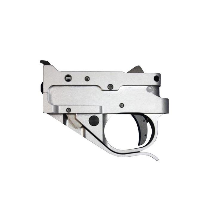 Timney 2.75 Lbs 10/22 Trigger Silver Housing / Black Trigger - Fits Ruger 10/22