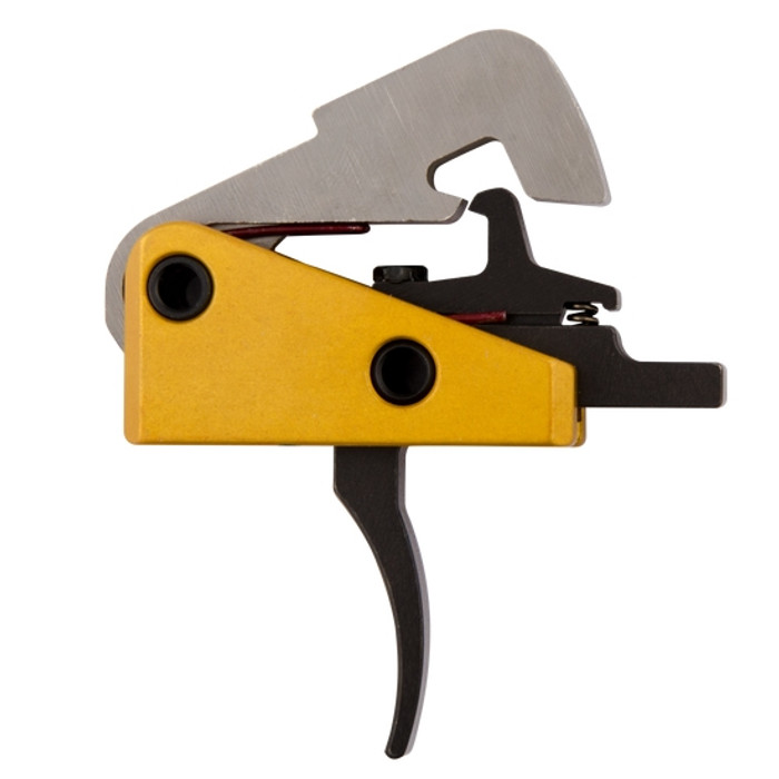 Timney AR-10 Competition Trigger Curved - 4lb
