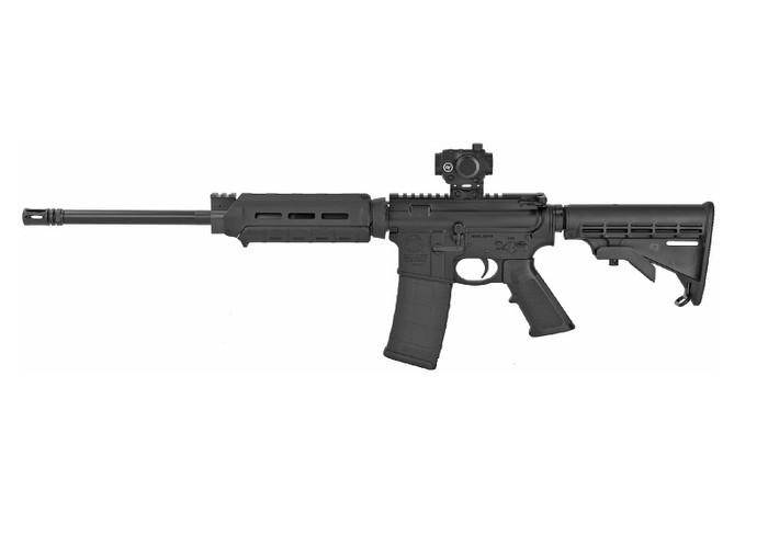 Smith & Wesson M&P15 Sport II W/ Optic - (1) 30RD Magazine