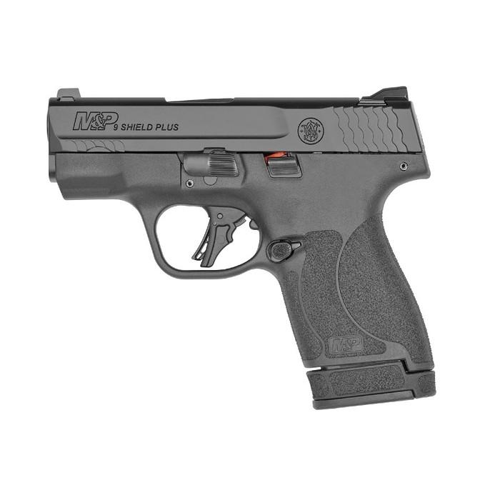 Smith & Wesson M&P9 Shield Plus NTS 9MM- (1) 10RD / (1) 13RD Magazines