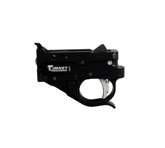 Timney 2.75 Lbs 10/22 Trigger Black Housing / Silver Trigger - Fits Ruger 10/22