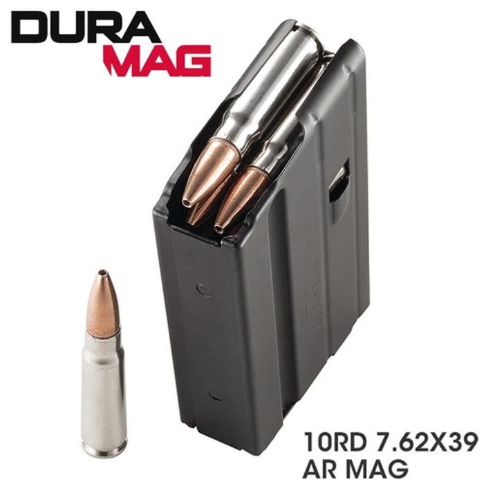 DURAMAG / C Products SS 7.62x39 10 Round AR Magazine
