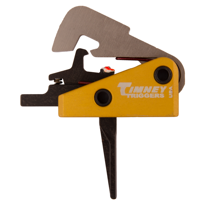 Timney AR-10 Competition Trigger - Flat 4lb