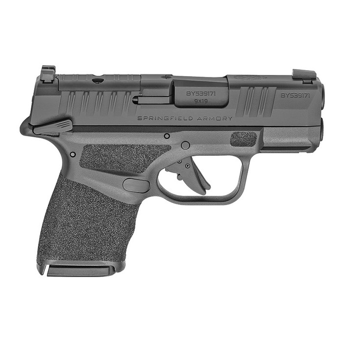 """Springfield Hellcat OSP MS 3"""" Micro-Compact - (1) 11RD / (1) 13RD Magazines"""