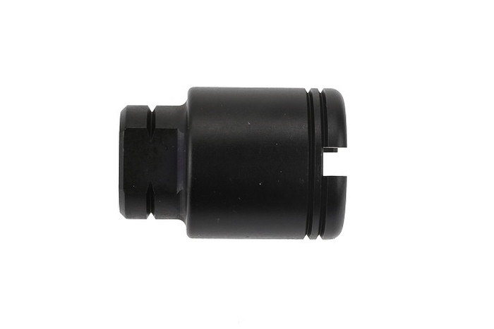 "Linear Compensator 5/8x24 MICRO ""Slim Line"" Flash Can - .308"