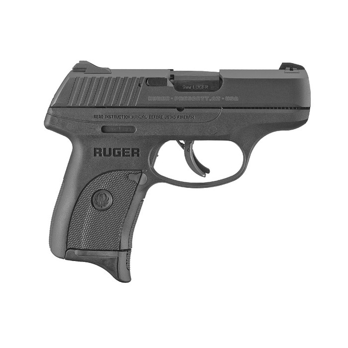 """Ruger LC9S 9MM 3.12"""" - (1) 7RD Magazine"""