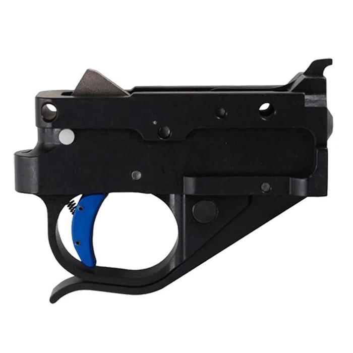 Timney 2.75 Lbs 10/22 Trigger Black Housing / Blue Trigger - Fits Ruger 10/22