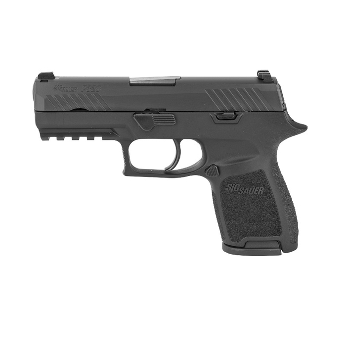 Sig Sauer P320 Compact 9mm - (1) 15 Rd Magazine - Display Model