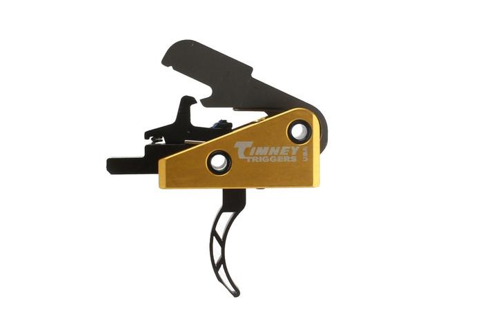 Timney AR-15 Competition Trigger - Curved Skeletonized 4lb