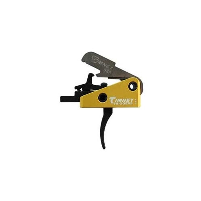 Timney AR-15 Competition Trigger - Curved 4lb