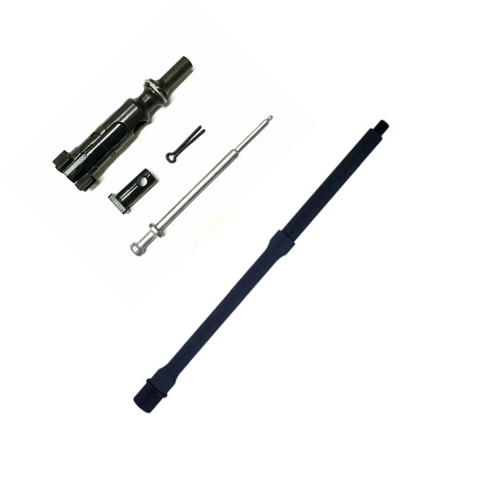 "Bear Creek 16"" M4 Mid-Length Barrel 5.56 + Matching Headspace Bolt Kit"