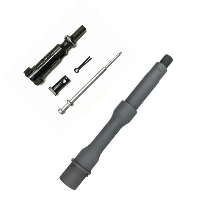"""Bear Creek 7.5"""" Barrel, Pistol 5.56 + Matching Headspace Bolt Kit"""