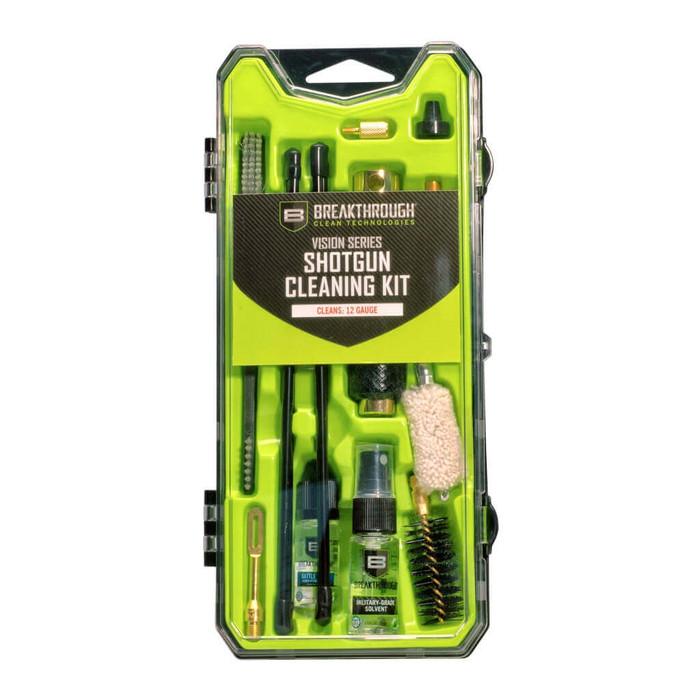 Breakthrough Vision Series Hard-Case Shotgun Cleaning Kit - 12 Gauge