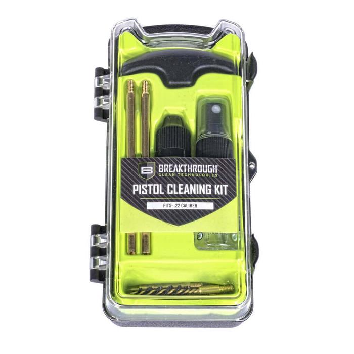 Breakthrough Vision Series Pistol Cleaning Kit - .22 Cal