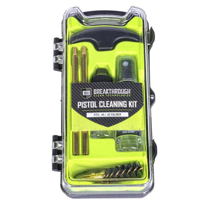 Breakthrough Vision Series Pistol Cleaning Kit - .44 /.45 Cal