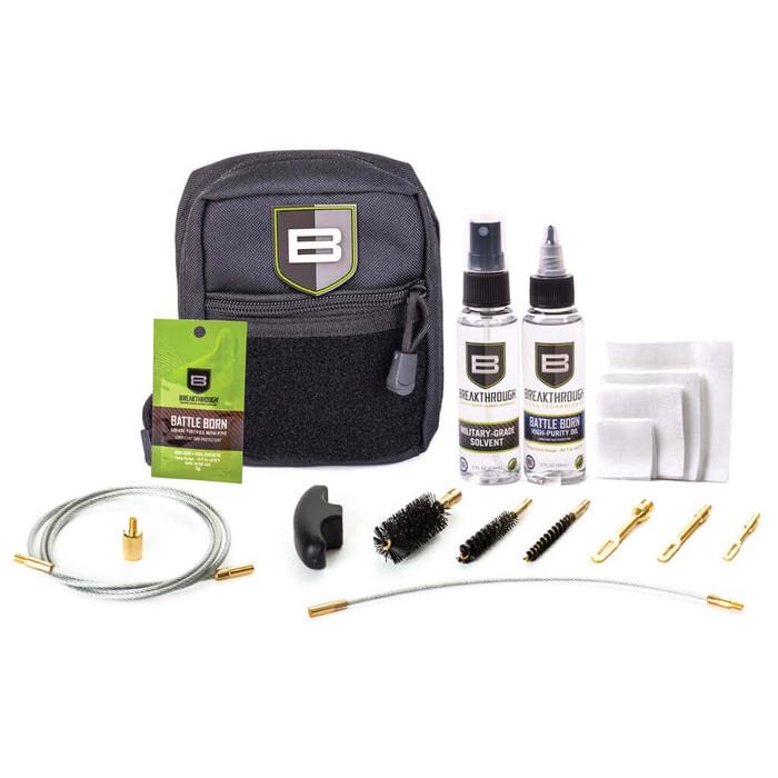 Breakthrough QWIC-3G Pull Through Cleaning Kit (Black)