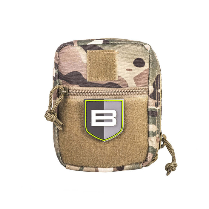 Breakthrough QWIC-MIL Pull Through Cleaning Kit (Camo)