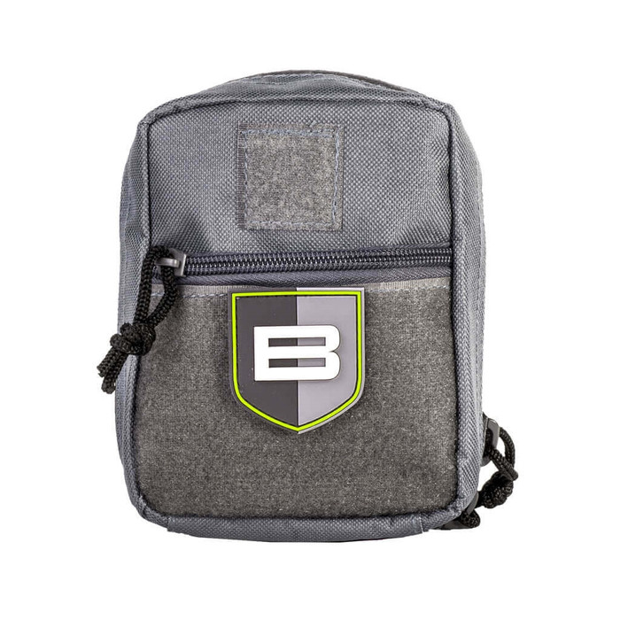 Breakthrough QWIC-MIL Pull Through Cleaning Kit (Gray)