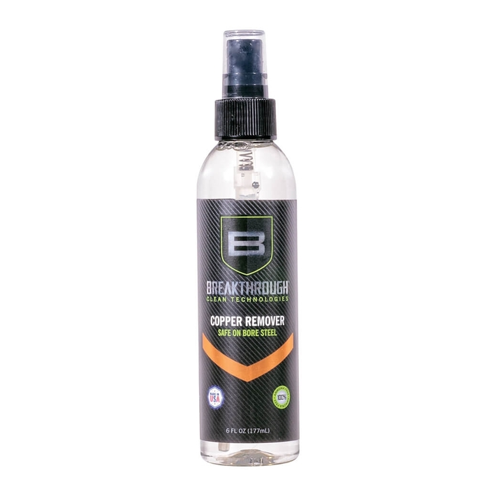 Breakthrough Copper Remover Spray - 6oz